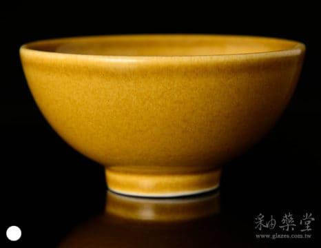 陶藝HGA-02-淡黃綠釉藥GA02-glaze-1