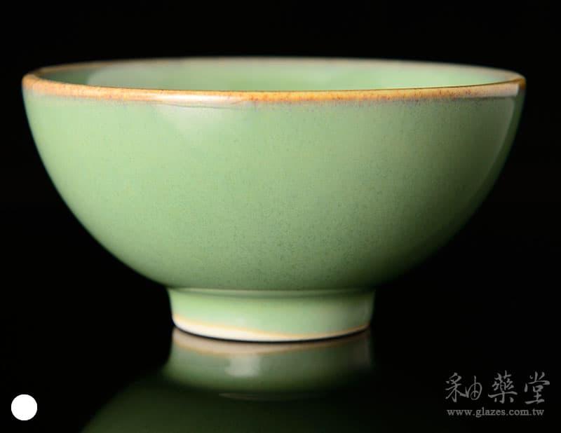 陶藝HGA-12-崧藍綠釉藥GA12-glaze-1