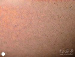 陶藝HGA-13-赭色釉藥GA13-glaze-1