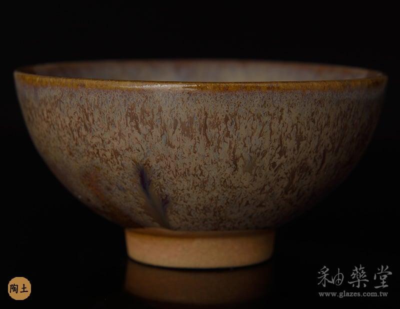 陶藝HGA-13-赭色釉藥GA13-glaze-pottery-clay-2