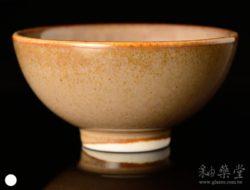 陶藝HGA-14-淺褐黑斑釉藥GA14-glaze-1