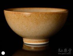 陶藝HGA-15-米橙色釉藥GA15-glaze-1-detailing