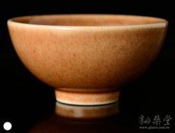 陶藝HGB-02-土赭斑點釉藥GB02-glaze-1