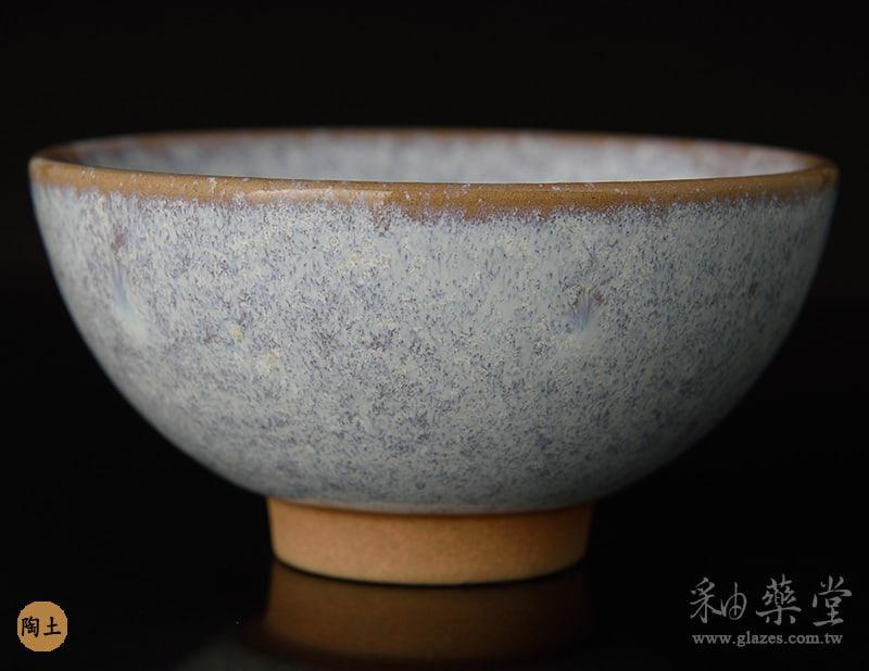 陶藝HGB-03-乳白色釉藥GB03-glaze-pottery-clay-2