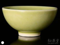 陶藝HGB-04-淺綠釉藥GB04-glaze-1