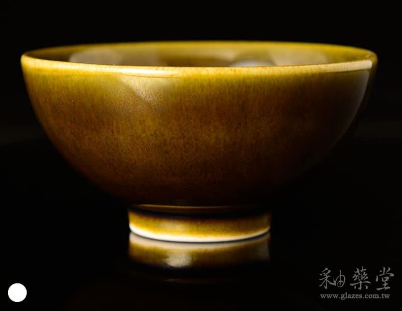 陶藝HGB-05-媚茶綠釉藥GB05-glaze-1