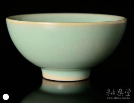 陶藝HGB-11-淡白青釉藥GB11-glaze-1