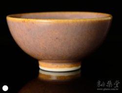 陶藝HGB-15-玫瑰棕釉藥GB15-glaze-1