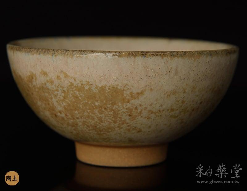 陶藝HGB-17-沙黃釉藥GB17-glaze-pottery-clay-2