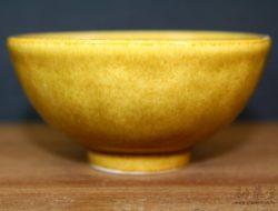 HGB-10-褐黃陶藝釉藥