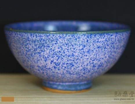 ART-05-鈷紫藍斑陶藝釉藥