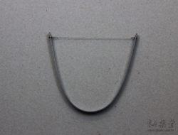 CC21-陶藝工具-鐵弓切土器/線切