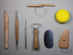 AC02-陶藝拉坯工具組
