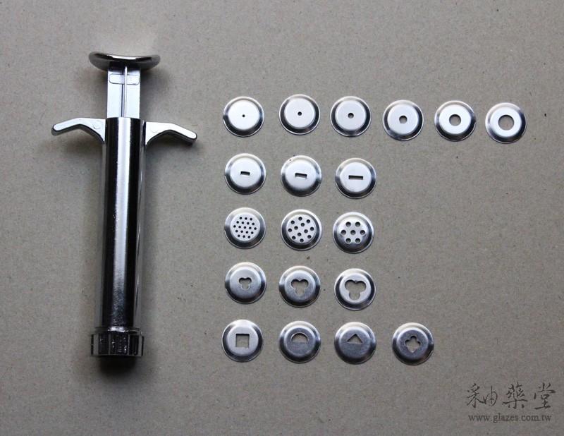 CS14 -陶藝工具-擠泥槍(小)