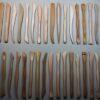 BT12-00 陶藝木刀雕塑組
