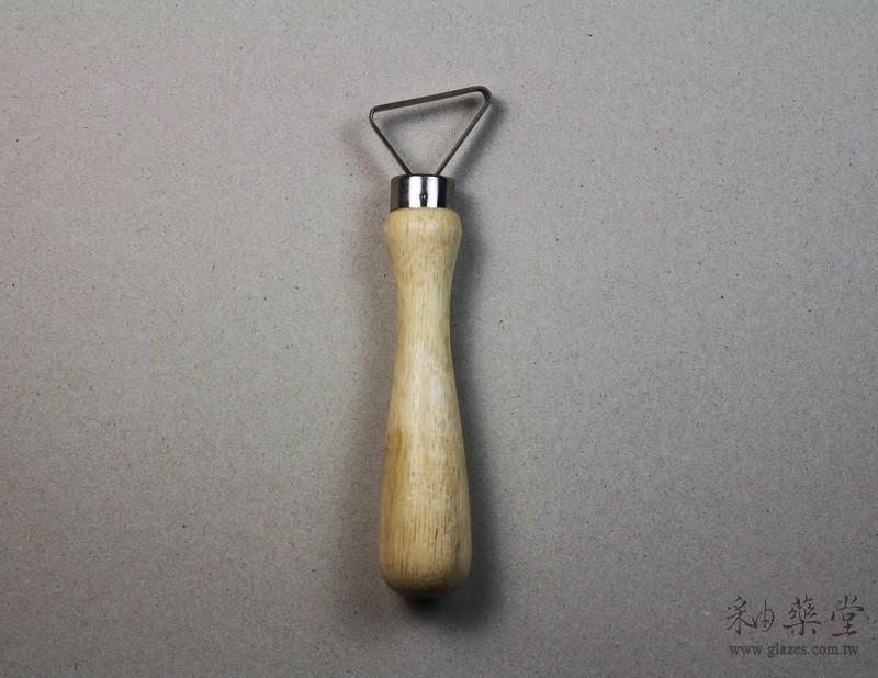 AT26-06-陶藝工具-大頭刮刀/修坯刀