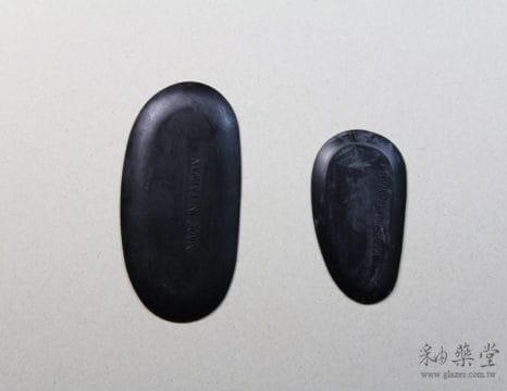 陶藝橡膠刮片工具(黑)(2片1套)pottery_rubber_palette_02_01