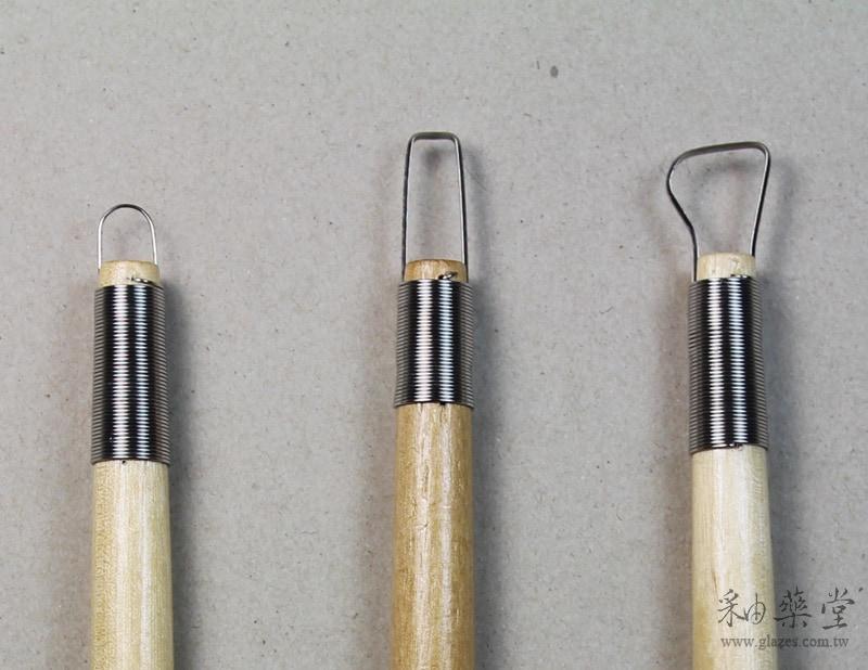 陶藝工具AT10-修坯刀組(6吋)(3支1組)ribbon_tools_01_01