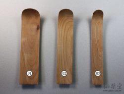 陶藝工具 PT11 牛舌修坯器(長型)Long_Wooden_Throwing_Tool_01_01