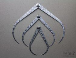 陶藝工具FT04-測徑器(不鏽鋼)aluminum_caliper_01_01