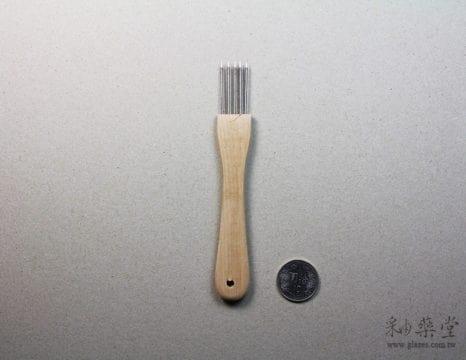 陶藝工具CS34 打刀花工具(雕塑用)pottery-metal-sculpture-tools-01-01