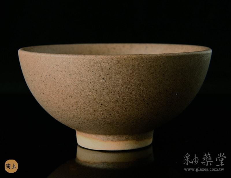 陶藝MAT-45-無光褐點釉藥MAT-45-Matte -glaze-pottery-clay-1