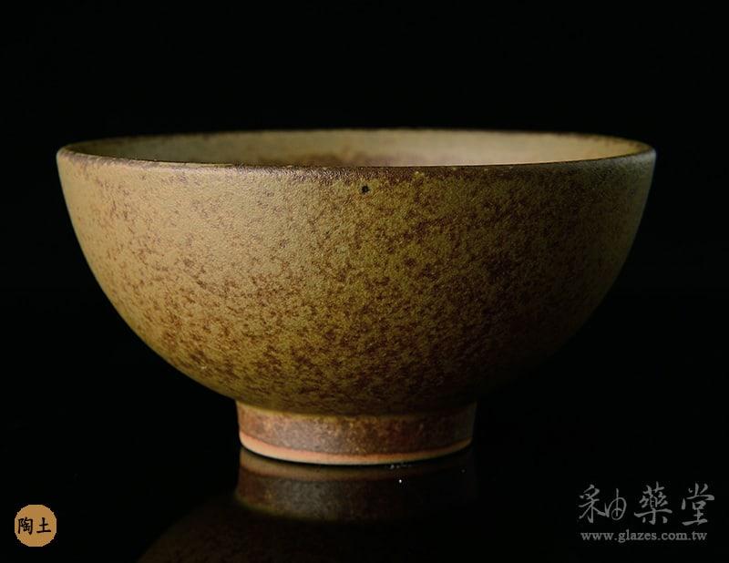 陶藝MAT-62-無光梨黃釉藥MAT-62-Matte -glaze-pottery-clay-1