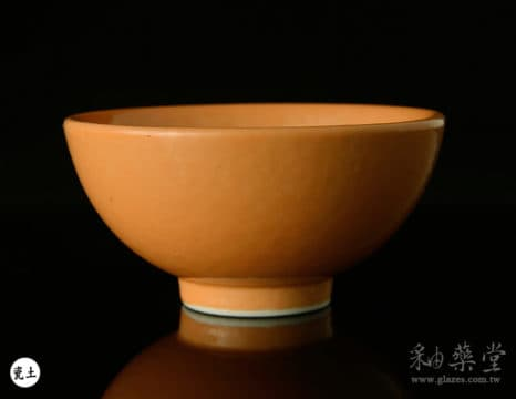 陶藝釉藥PGG-202-淡橙黃色釉PGG-202-Color-glaze-porcelain-clay-1