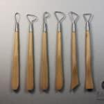 AT11-修坯木刀兩用組(8吋)(6支1組)Ribbon-and-wood-Tools-RT11-03