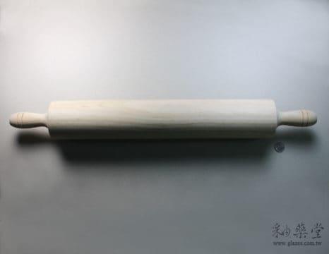 陶藝工具RP01-桿麵棍(有柄)(特大)(76cm)handmade_wood_rolling_pins_HR01-02