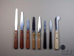 陶藝工具KT00-01 綜合刀具組(8件一組)pottery-Knife-tools-KT00-03