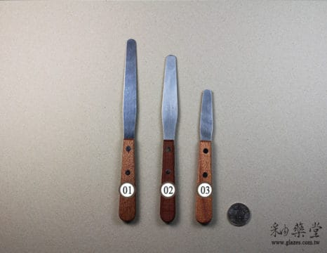 陶藝工具KT01 刮刀組pottery-Knife-tools-KT01-04