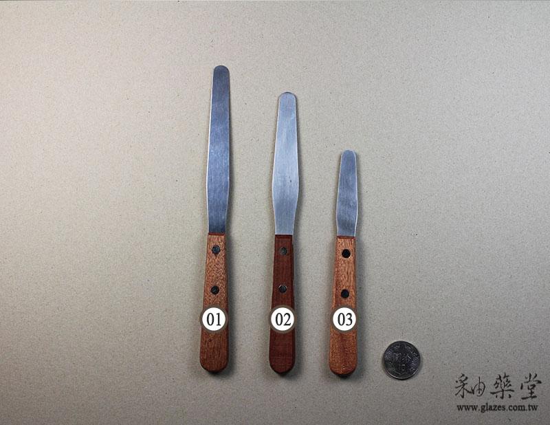 陶藝工具KT01 刮刀組pottery-Knife-tools-KT01-04