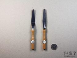 陶藝工具KT02 刮刀組pottery-Knife-tools-KT02-07
