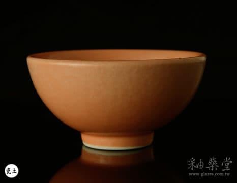 陶藝釉藥PGG-205-淡鎘橙色釉PGG-205-Color-glaze-porcelain-clay-1
