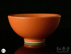陶藝釉藥PGG-208-橘紅色釉PGG-208-Color-glaze-porcelain-clay-1