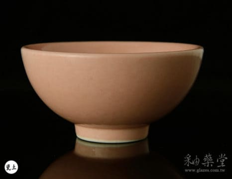 陶藝釉藥PGG-301-淡鎘紅色釉PGG-301-Color-glaze-porcelain-clay-1