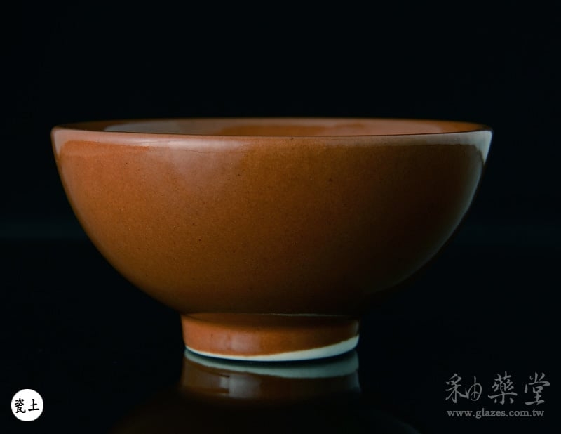 陶藝釉藥PGG-506-咖啡色釉PGG-506-Color-glaze-porcelain-clay-1