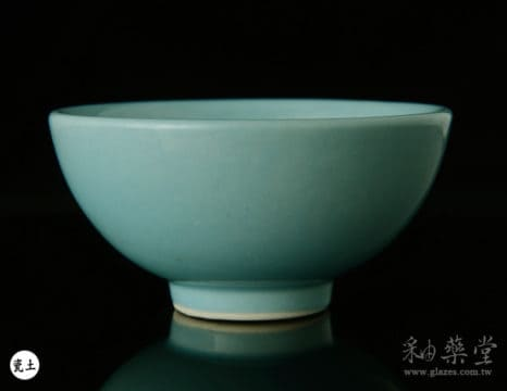 陶藝釉藥PGG-702-淡天青藍色釉PGG-702-Color-glaze-porcelain-clay-1