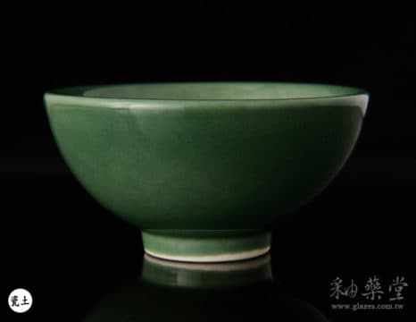 陶藝釉藥PGG-806-淡深綠色釉PGG-806-Color-glaze-porcelain-clay-1