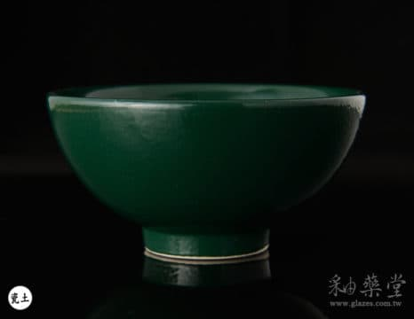 陶藝釉藥PGG-807-深綠色釉PGG-807-Color-glaze-porcelain-clay-1
