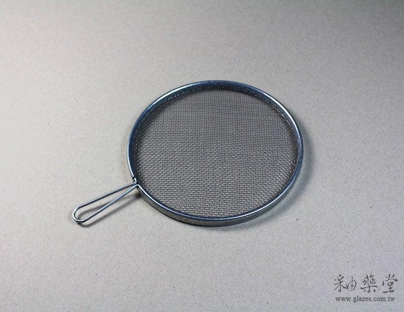 陶藝工具GT42 圓形小篩網Sieves-stainless-steel-mesh-01-03