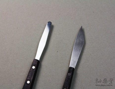 陶藝工具KT03 刮刀組pottery-Knife-tools-KT00-12