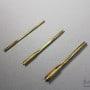 陶藝工具HP08 半邊銅管(製壺專用)(3支1套)pottery_Brass Hole_Cutter_05_02