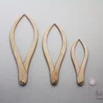 陶藝工具FT02-內外測徑器(木質)FT02-03