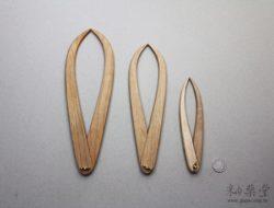 陶藝工具FT03-外測徑器(木質)FT03-03