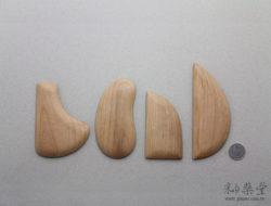 陶藝工具 BT03-木片/弧形板-D款