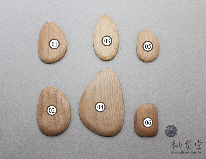 陶藝工具BT06-木片/弧形板-C款