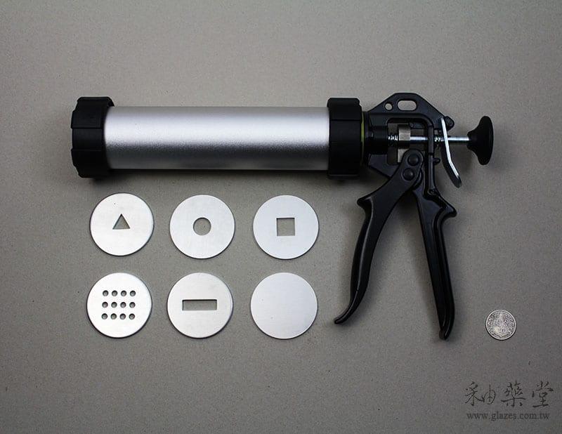 陶藝工具CS11-擠泥槍(大)CS11-00-C