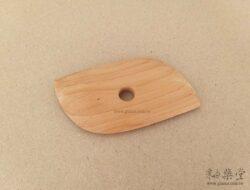 陶藝工具-BT10-01-陶藝雕塑木片/弧形板